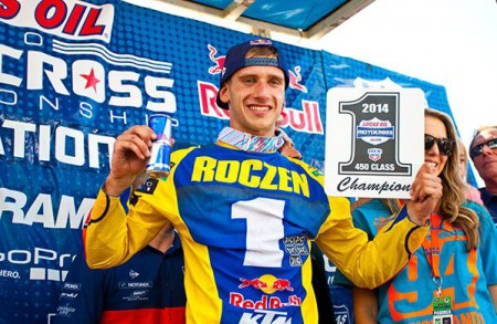 Foto: AMA Motocross/Matt Rice