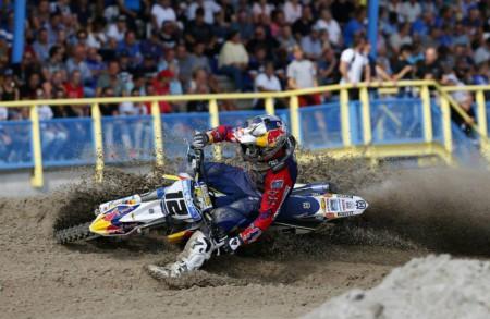 Max Nagl/Foto: JP Acevedo/Red Bull IceOne Husqvarna Factory Racing