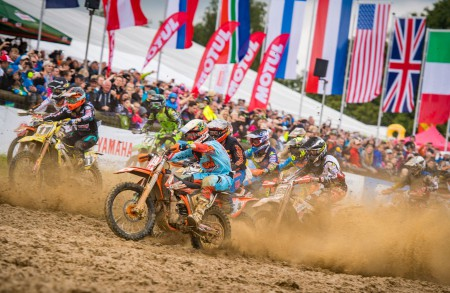 Start ADAC MX Masters/Foto: ADAC Motorsport